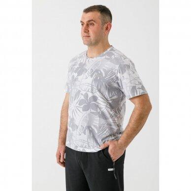 Maraton marškinėliai vyrams BIG SIZE