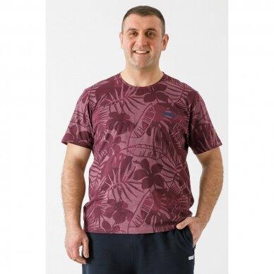 Maraton marškinėliai vyrams BIG SIZE 3