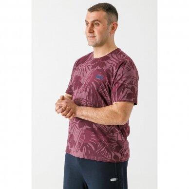 Maraton marškinėliai vyrams BIG SIZE 6