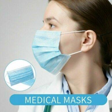 Medicininė veido kaukė MK3