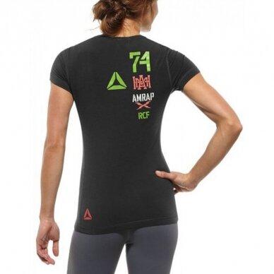 Reebok sportiniai marškinėliai 2